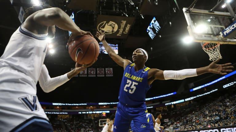 Delaware Graduate Transfer Forward Justyn Mutts Picks Virginia Tech