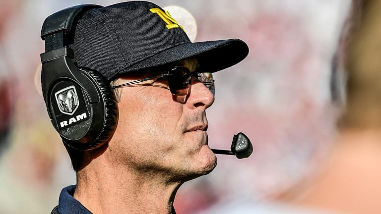 BREAKING: Jim Harbaugh Releases Statement With Football Season Hanging In The Balance