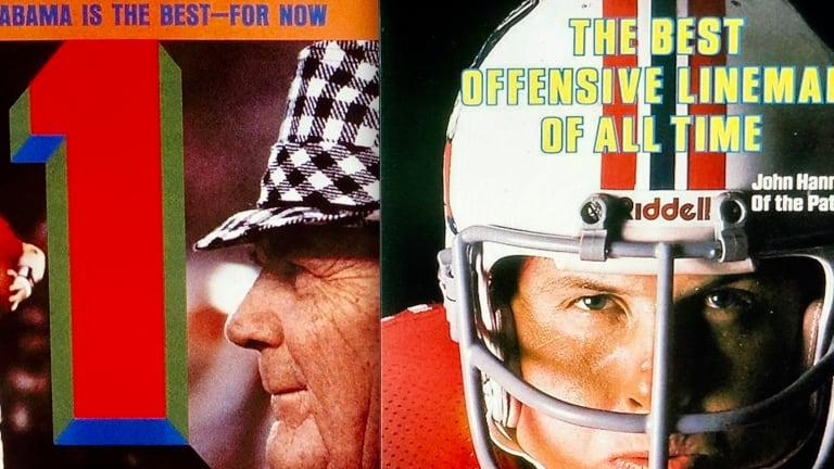 Alabama SI Cover Tournament: Who's Really No. 1? vs. John Hannah