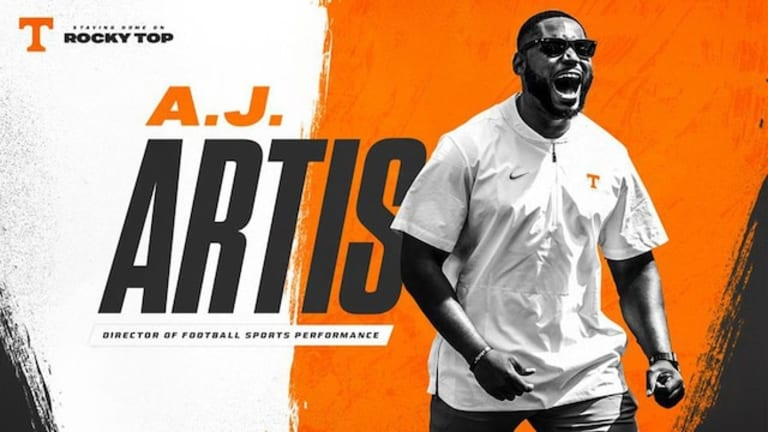 Vols Coaches and Players React to Hiring of A.J. Artis