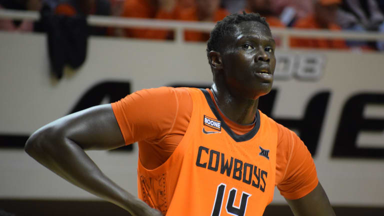 Updated: Yor Anei Set To Transfer From Oklahoma State