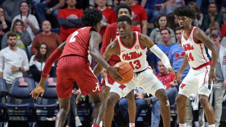 Oklahoma State Picks Up Transfer Guard From Ole Miss
