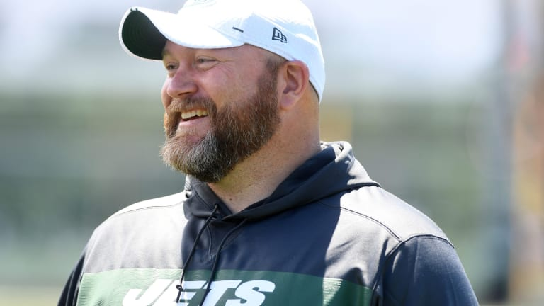 Joe Douglas has shown patience in rebuilding the Jets. Now fans will need their own patience.