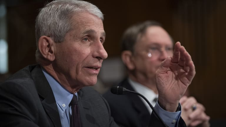 """Dr. Anthony Fauci Cautions Public That Football """"May Not Happen"""" This Fall"""