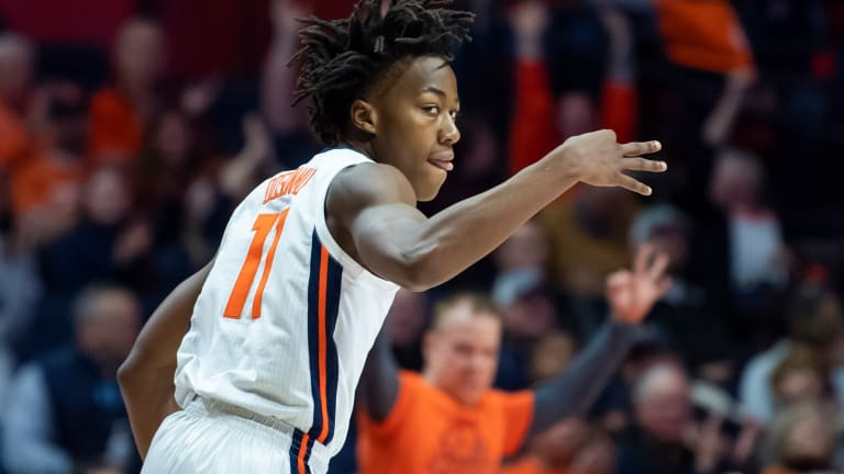 Ayo Dosunmu Invited To A NBA Draft Combine That Currently Doesn't Exist