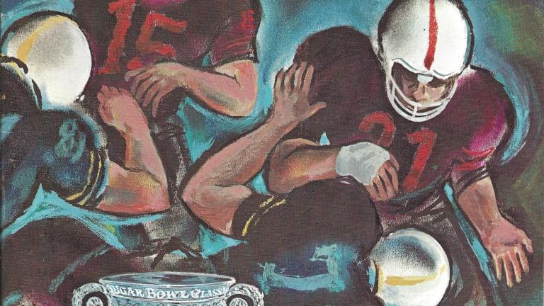 Throwback Thursday: Alabama vs. Ole Miss, 1964 Sugar Bowl