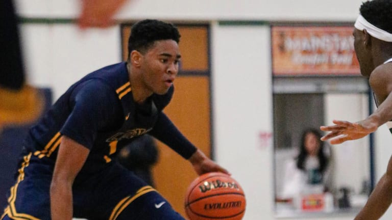 7 Facts On New Michigan Basketball Offer Recipient Colin Smith