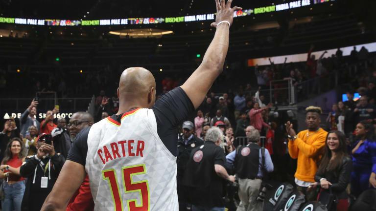 Vince Carter Announces Retirement After 22 NBA Seasons