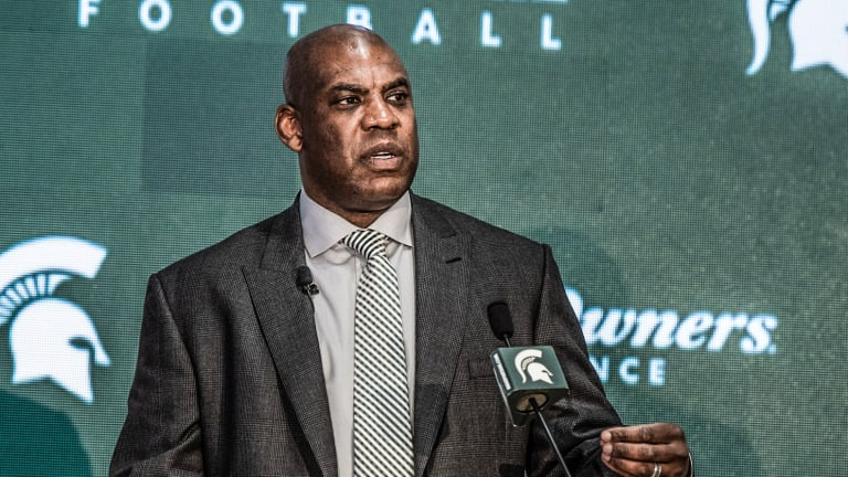 What Mel Tucker Is Saying About Michigan