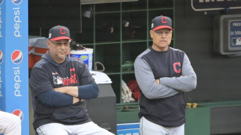 Indians Final Roster Appears Set As They Make Moves For Opening Day