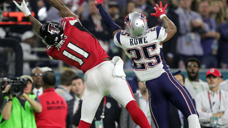 11 Times Julio Jones Made My Day, No. 1: Jones And The Infamous Super Bowl Catch