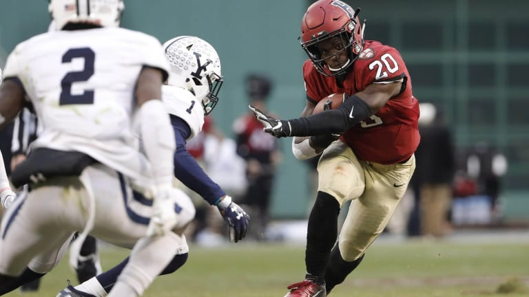 A JERSEY GUY: Ivy Could Hold off on Football to Next Fall