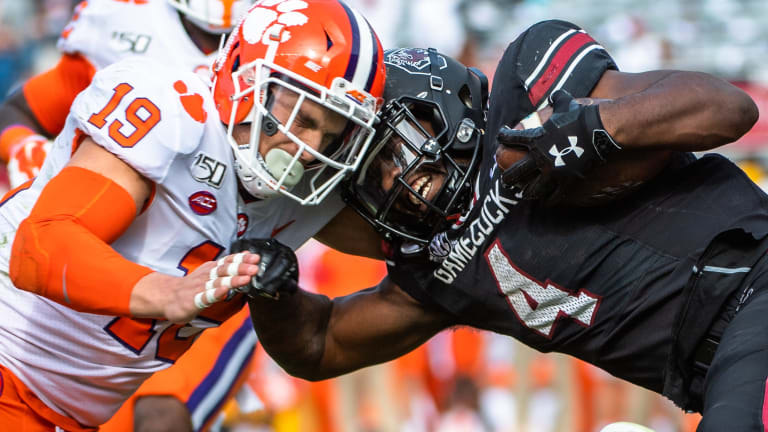 Annual South Carolina Clemson Game Expected To Be Cancelled