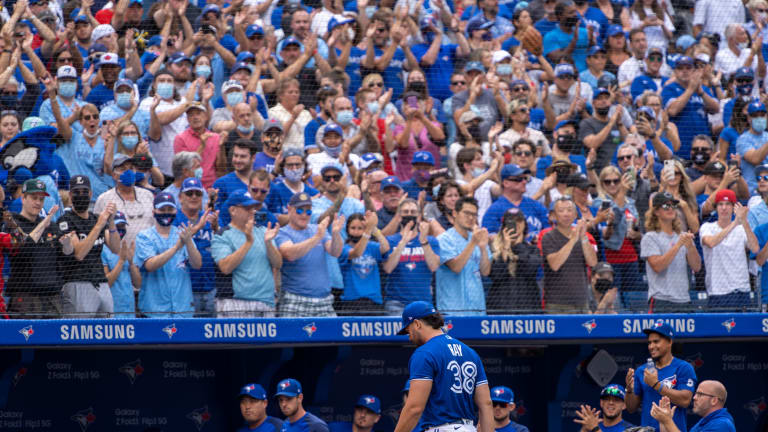 Blue Jays to Require Full Vaccination For All Fans, Eye Increased Rogers Centre Capacity