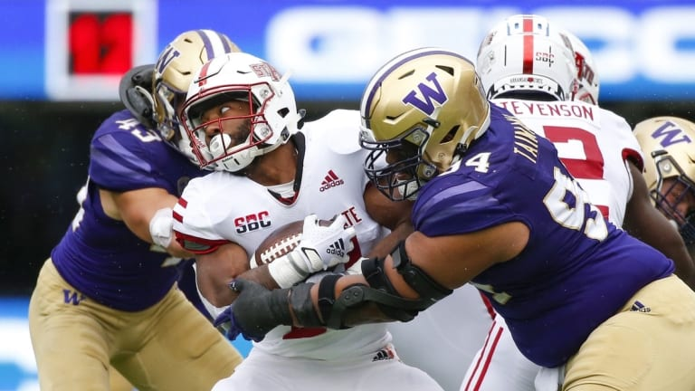 Husky Defense Never Rests — It Keeps Changing Players