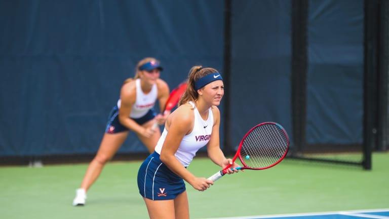 Strong Start for UVA Women's Tennis at the Wahoowa Invitational