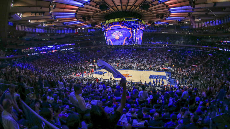 Former NBA All-Star Wants The New York Knicks To Win The 2024 NBA Championship