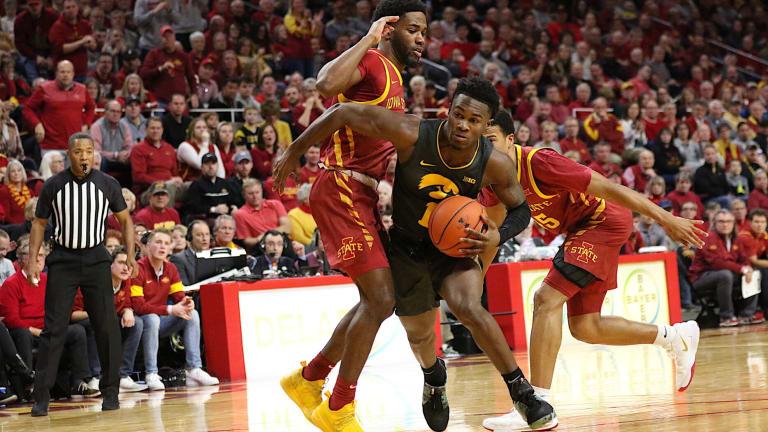 Injuries Test Iowa Basketball Offseason
