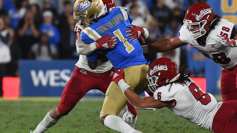SI Pac-12 Week 4 Power Rankings: UCLA Falls, Still Stays Afloat