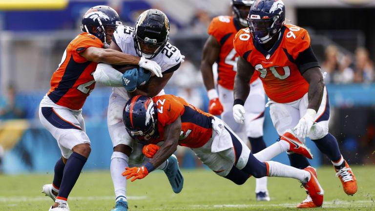 Broncos 23, Jaguars 13: Game Balls