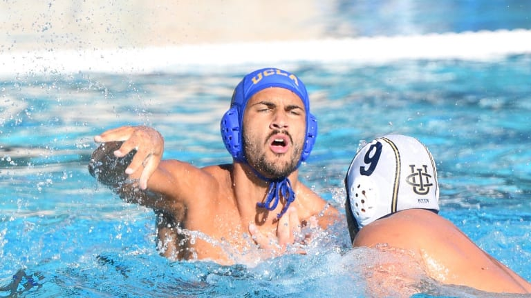 UCLA Men's Water Polo Staves Off Upsets, Welcomes Back Nicolas Saveljic