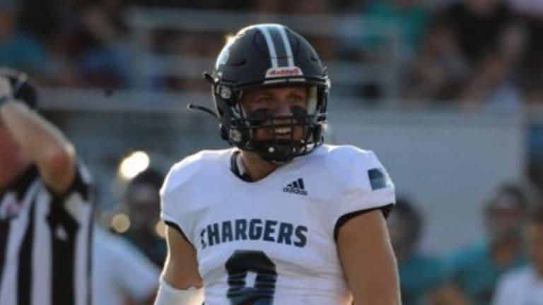 2022 Linebacker Harrison Taggart Lists Top 5, UCLA Football Makes Cut