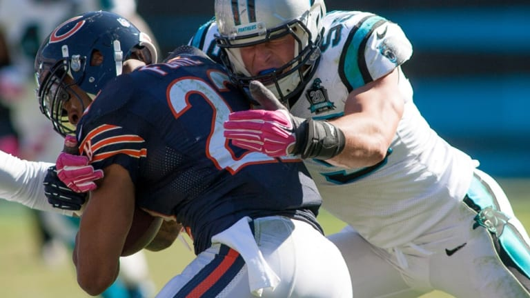State Your Case: Luke Kuechly's Short Career Wasn't Short On Hall-of-Fame Production