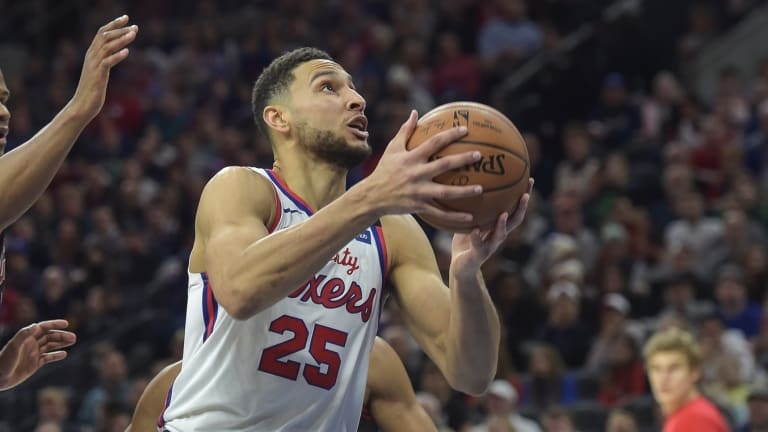 Ben Simmons Intends to 'Never Play Another Game' for Sixers