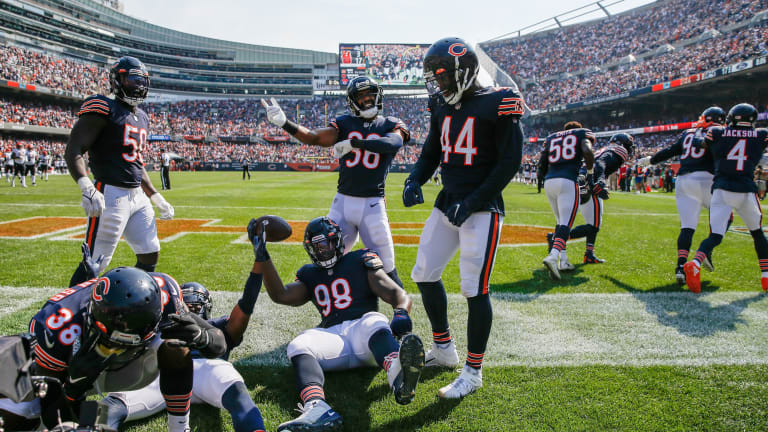 Bears Defense Is Back But for How Long?