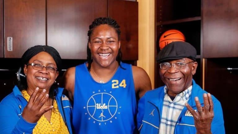 2022 Forward Christeen Iwuala Commits to UCLA Women's Basketball
