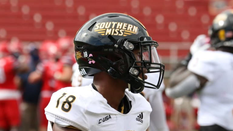 Alabama Game Week Scouting Report: Southern Miss Defensive Back Natrone Brooks