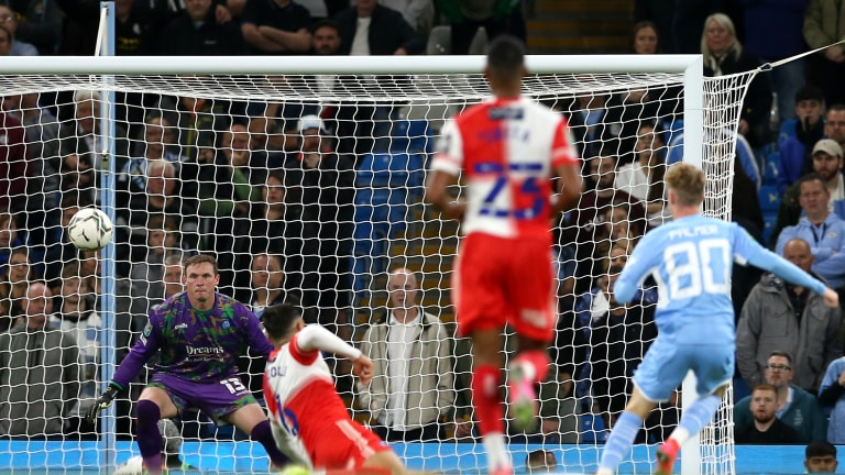 Five Things We Learned: Man City 6-1 Wycombe Wanderers (Carabao Cup Third Round)