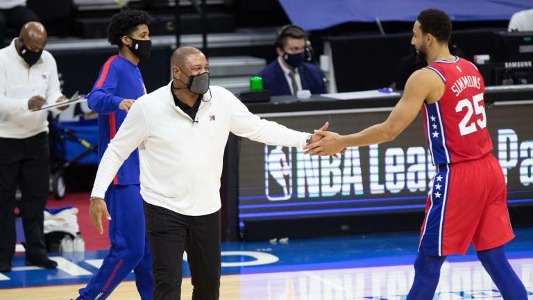 Doc Rivers Hopes Ben Simmons Returns to Sixers