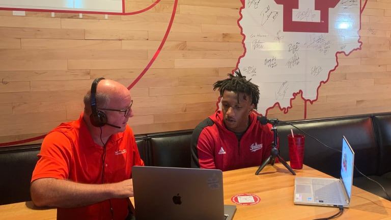 Here's What Michael Penix Jr. Said During Podcast on Tuesday Night