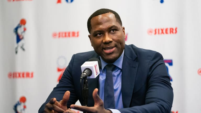 Sixers Rumors: Elton Brand Linked to Timberwolves' Front Office Search