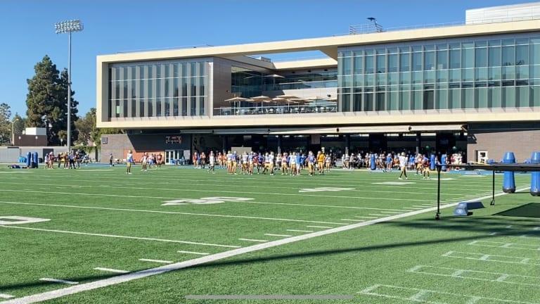 UCLA Football Practice Report: September 22