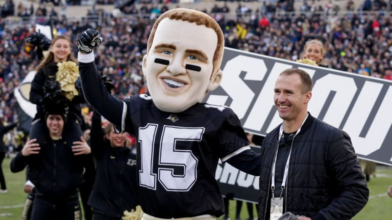Purdue Athletics to Honor its 2000 Football Team Saturday During Game Against Illinois