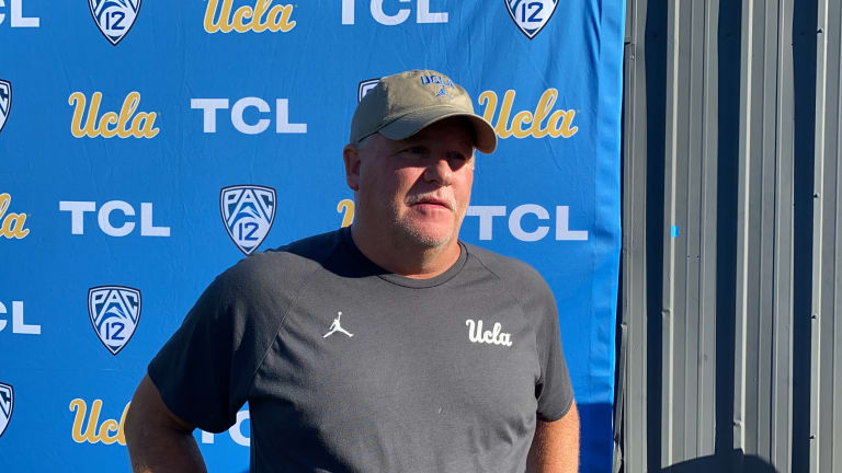 WATCH: Chip Kelly on UCLA's History with Stanford, Relationship with David Shaw