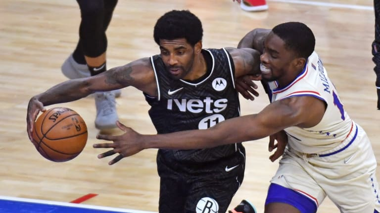 ESPN Host Says Nets' Kyrie Irving 'Could've Ended Up in Philly'