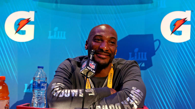 Talib and Johnson On the Call For Jaguars vs. Cardinals