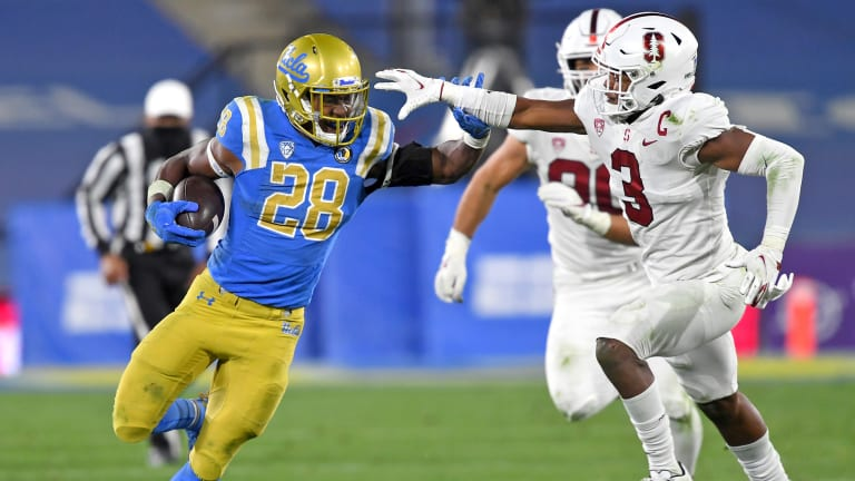 Rivalry, Past Failures Not Defining UCLA Football Heading Into Annual Stanford Game