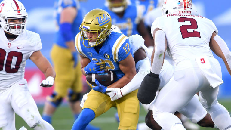 UCLA vs. Stanford Week 4: How to Watch, Game Info, Betting Odds