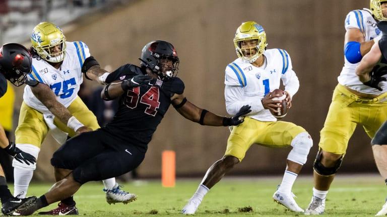 UCLA vs. Stanford Week 4 Predictions