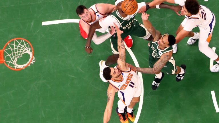 Opinion: Why Hasn't Anyone Signed This Former All-Star Who Played For The Celtics Last Season And Just Won An NBA Championship With The Bucks