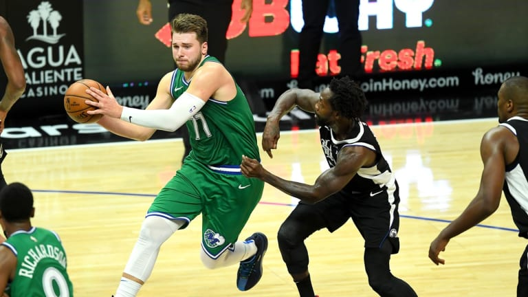 Patrick Beverley Says Luka Doncic is Toughest Player to Guard in NBA