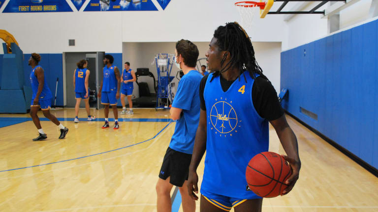 UCLA Men's Basketball Guard Will McClendon Tears ACL, Out For Season