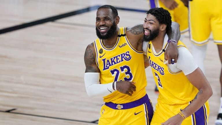 Could the Lakers Actually Benefit from the State Vaccine Mandates?