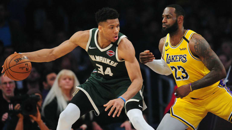 Lakers News: Giannis Antetokounmpo Thinks LeBron James is Still the Best