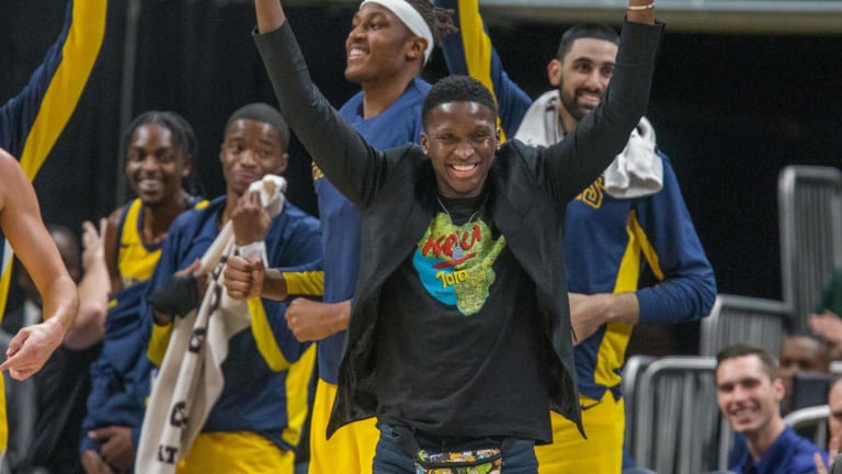 """Former All-Star Victor Oladipo Wants To Be """"One Of The Best Comeback Stories Ever"""""""