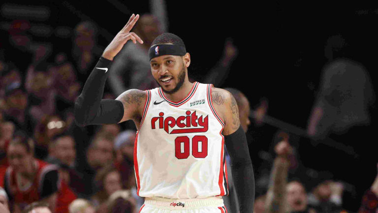 What Carmelo Anthony Brings to the Lakers